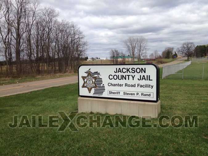 Jackson County Jail located in Jackson MI (Michigan) 2