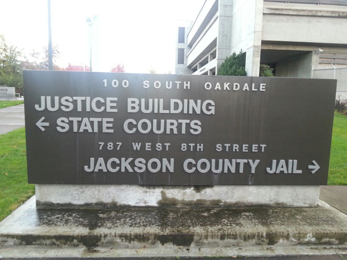 Jackson County Jail located in Medford OR (Oregon) 2