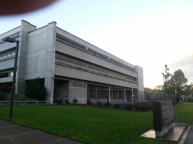 Jackson County Jail located in Medford OR (Oregon) 4