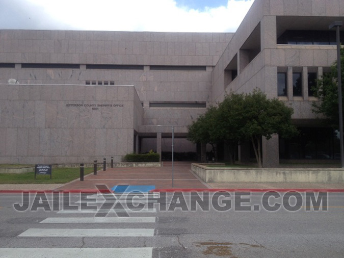 Jefferson County Downtown Jail located in Beaumont TX (Texas) 1