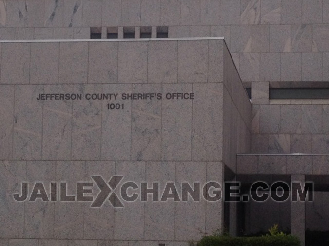 Jefferson County Downtown Jail located in Beaumont TX (Texas) 2