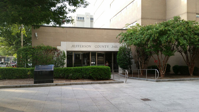 Jefferson County Jail  Birmingham located in Birmingham AL (Alabama) 1