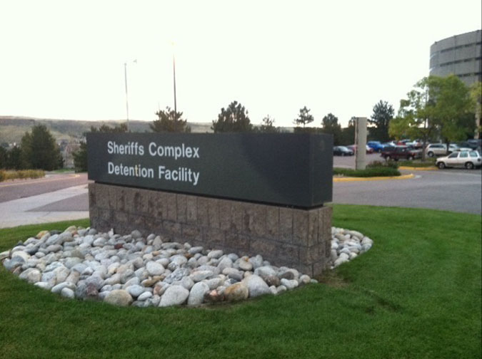 Jefferson County Jail Detention Facility located in Golden CO (Colorado) 2