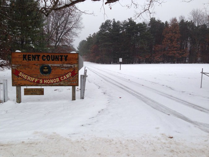 Kent County Honor Camp located in Gowen MI (Michigan) 1