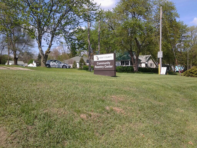 Kent County Re entry Center located in Grand Rapids MI (Michigan) 2