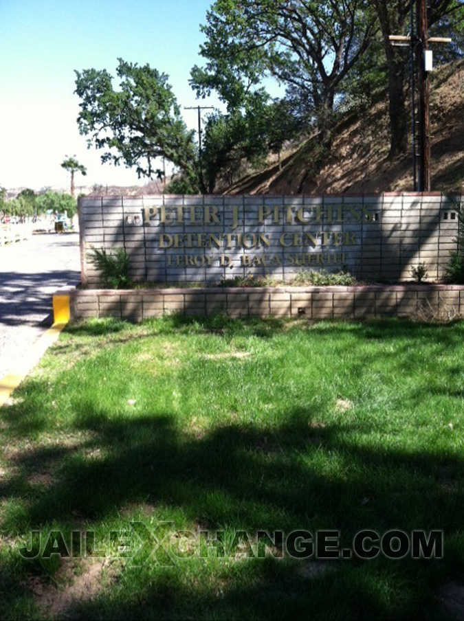 La County Jail Pitchess Detention Center East located in Castaic CA (California) 2