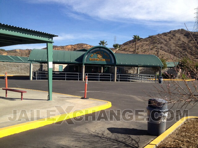 La County Jail Pitchess Detention Center South located in Castaic CA (California) 1