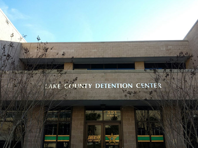Lake County Jail Detention Center located in Tavares FL (Florida) 2