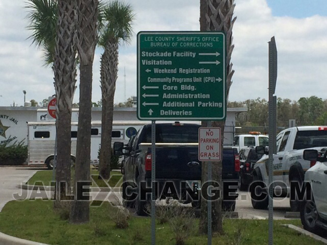 Lee County Jail located in Ft. Meyers FL (Florida) 2