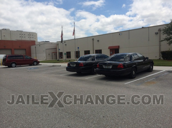 Lee County Jail located in Ft. Meyers FL (Florida) 4