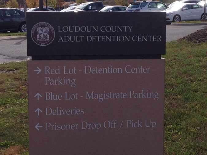 Loudoun County Adult Detention Center located in Leesburg VA (Virginia) 2