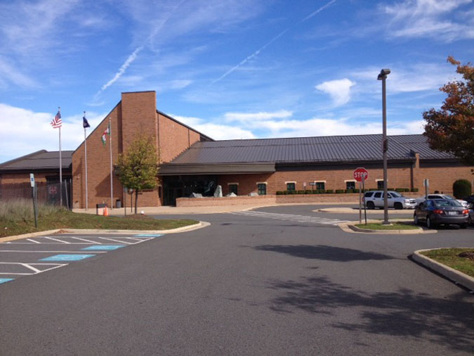 Loudoun County Adult Detention Center located in Leesburg VA (Virginia) 4