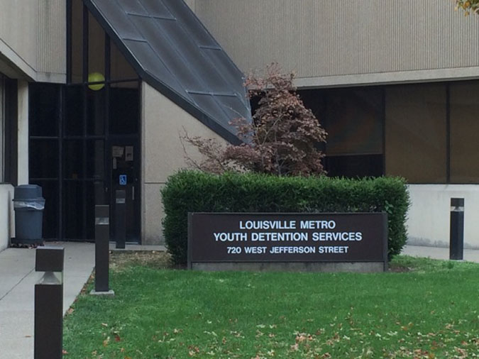 Louisville Metro Youth Detention Center located in Louisville KY (Kentucky) 1
