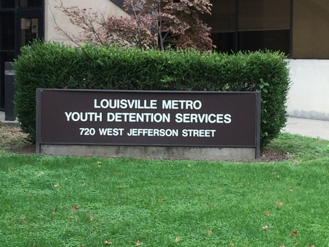 Louisville Metro Youth Detention Center located in Louisville KY (Kentucky) 2