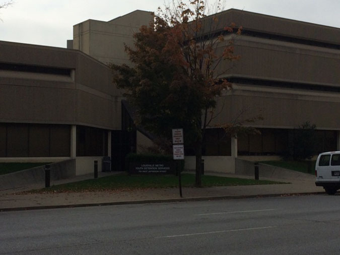 Louisville Metro Youth Detention Center located in Louisville KY (Kentucky) 5