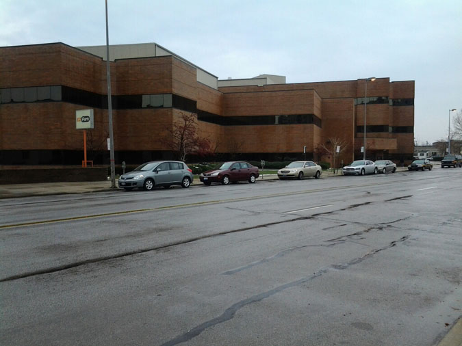 Lucas County Juvenile Detention Center located in Toledo OH (Ohio) 4