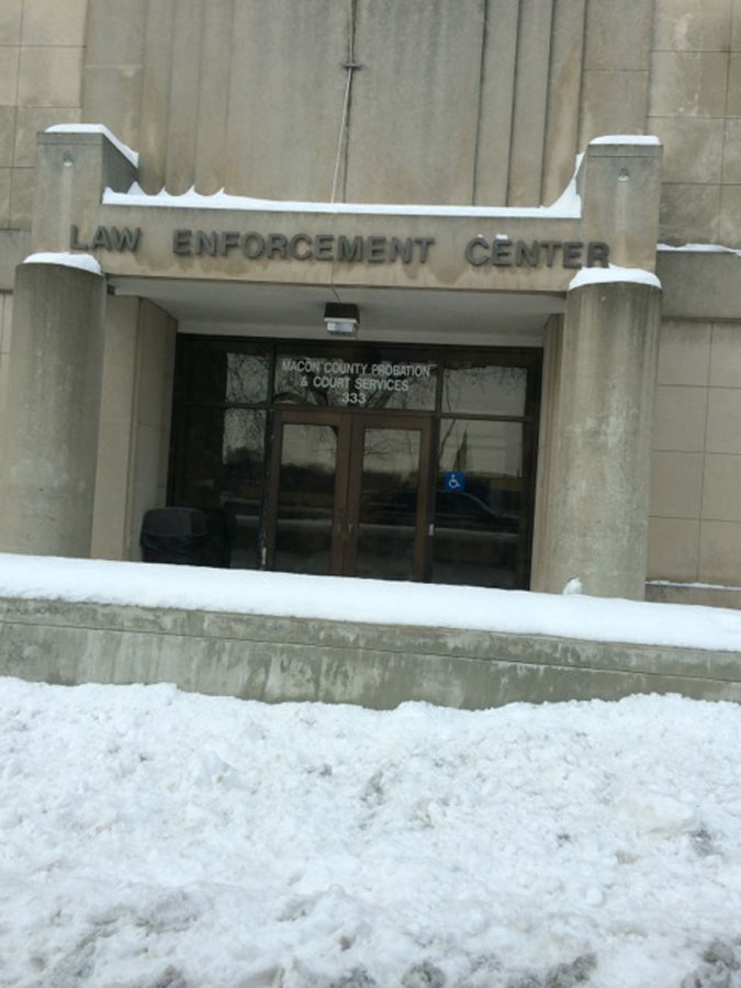 Macon County Jail located in Decatur IL (Illinois) 2
