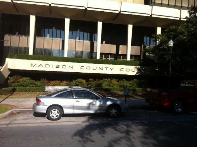 Madison County Courthouse Facility located in Huntsville AL (Alabama) 2