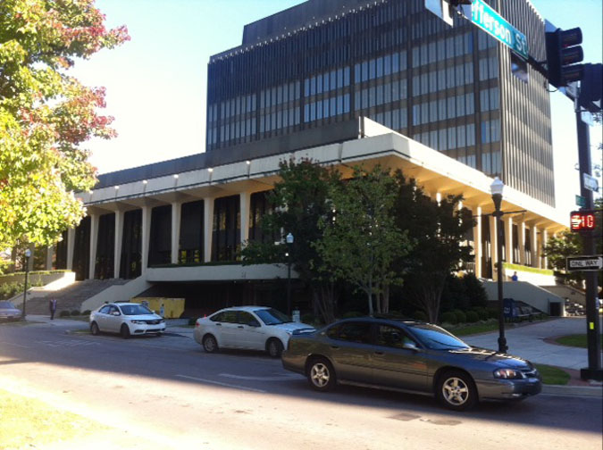 Madison County Courthouse Facility located in Huntsville AL (Alabama) 4