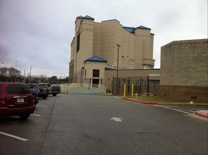 Madison County Detention Facility Main Jail located in Huntsville AL (Alabama) 1