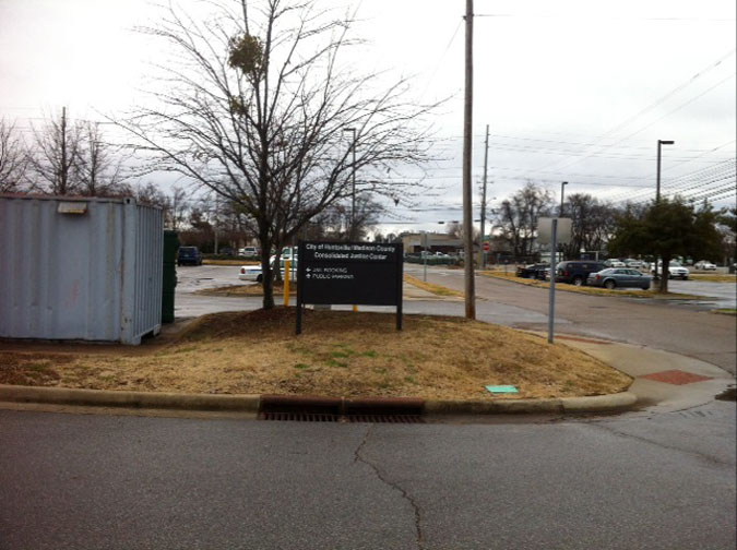 Madison County Detention Facility Main Jail located in Huntsville AL (Alabama) 2