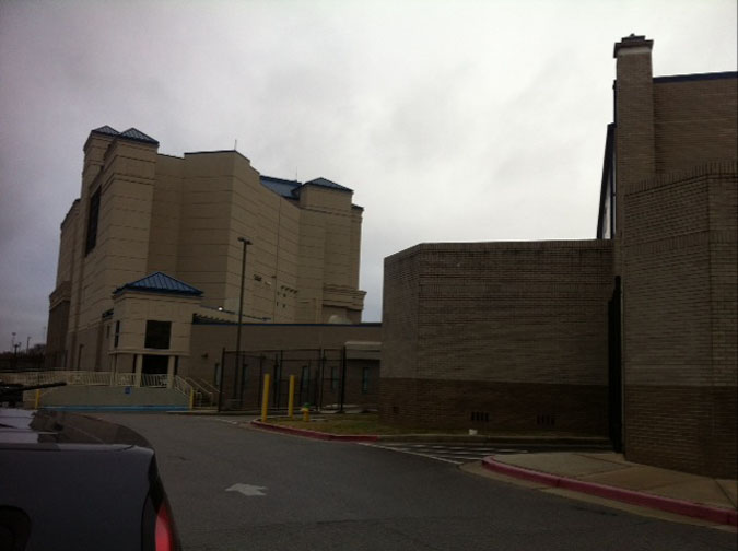 Madison County Detention Facility Main Jail located in Huntsville AL (Alabama) 4