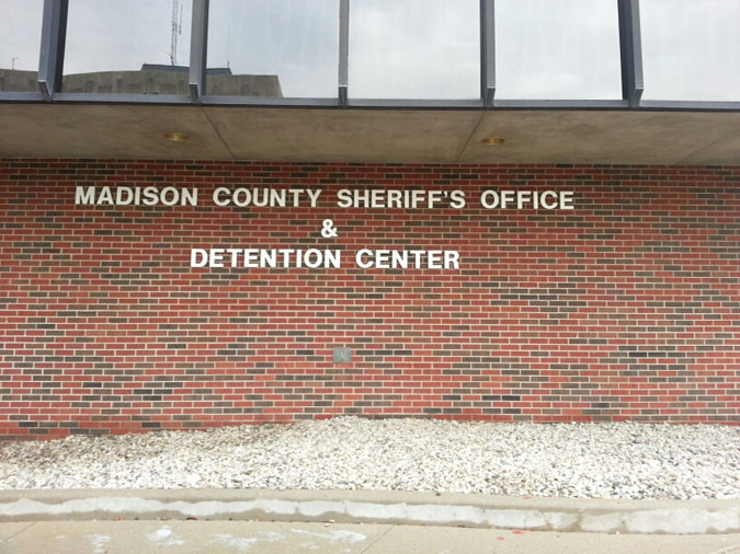 Madison County Jail located in Anderson IN (Indiana) 2