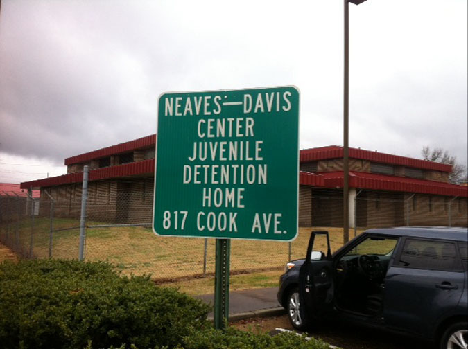 Madison County Juvenile Detention Ctr located in Huntsville AL (Alabama) 2