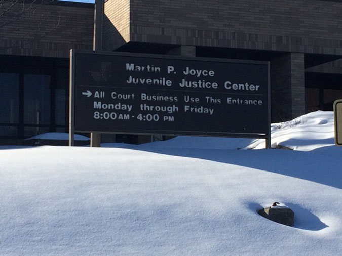 Mahoning County Juvenile Detention located in Youngstown OH (Ohio) 2
