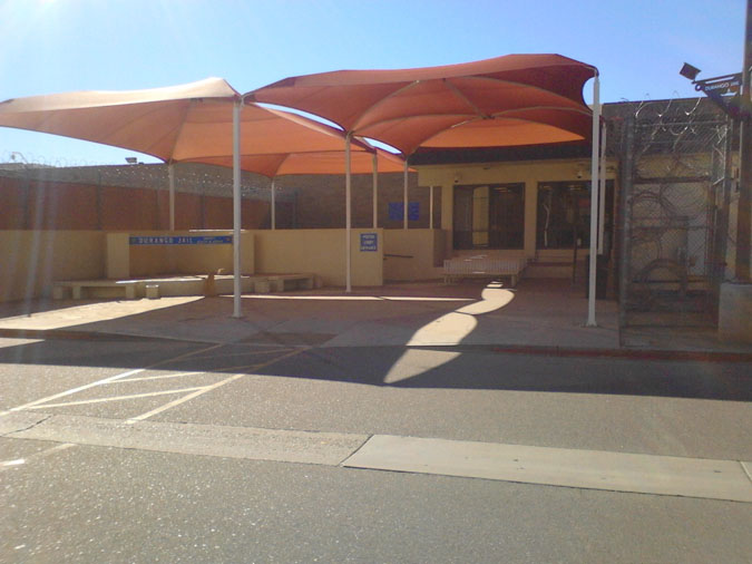 Maricopa County Durango Jail located in Phoenix AZ (Arizona) 1