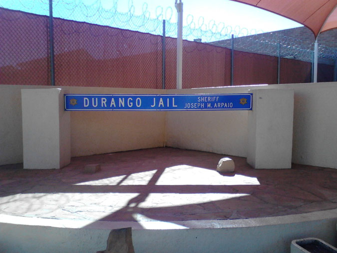 Maricopa County Durango Jail located in Phoenix AZ (Arizona) 2