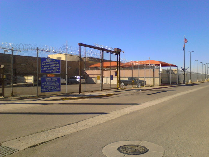 Maricopa County Durango Jail located in Phoenix AZ (Arizona) 4