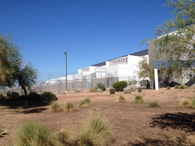 Maricopa County Lower Buckeye Jail located in Phoenix AZ (Arizona) 3