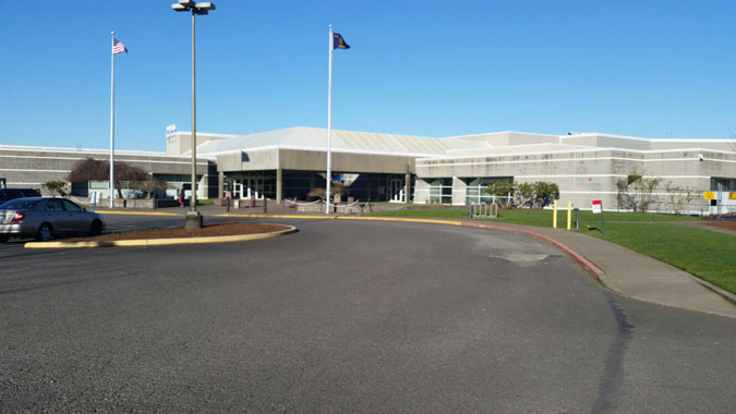 Marion County Correctional Facility located in Salem OR (Oregon) 1