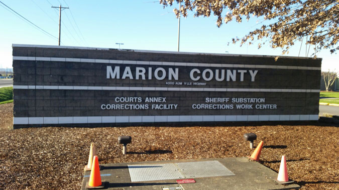 Marion County Correctional Facility located in Salem OR (Oregon) 2
