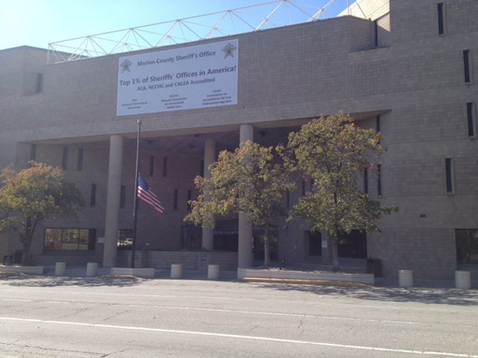 Marion County Jail located in Indianapolis IN (Indiana) 1