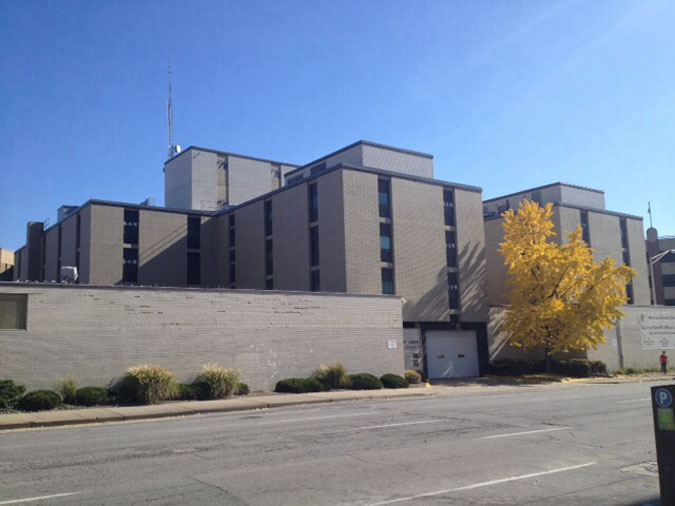 Marion County Jail located in Indianapolis IN (Indiana) 4