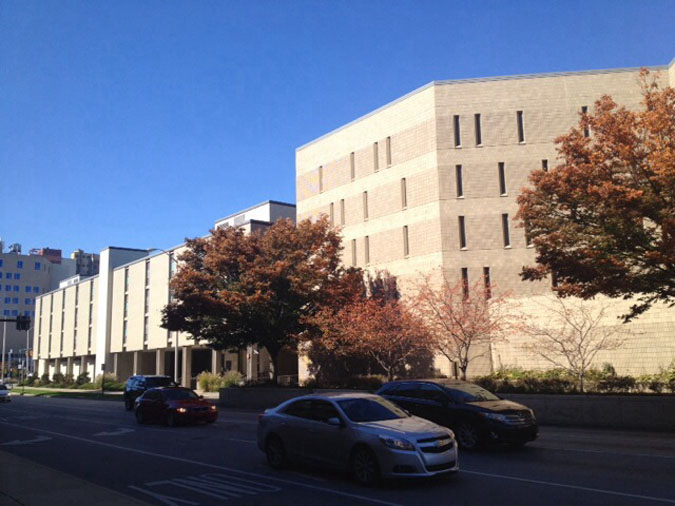 Marion County Jail located in Indianapolis IN (Indiana) 5