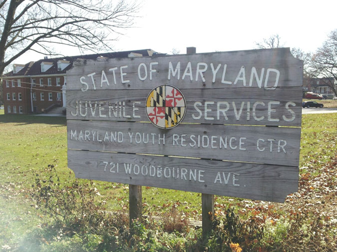 Maryland Youth Residence Center located in Baltimore MD (Maryland) 2