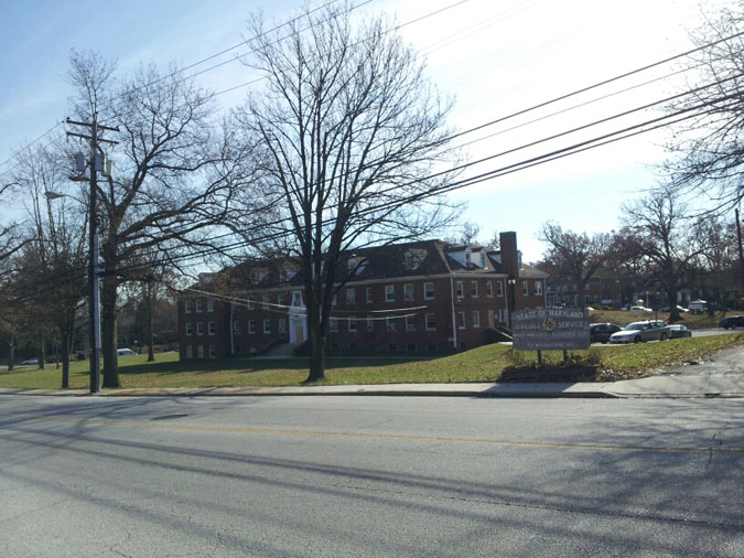 Maryland Youth Residence Center located in Baltimore MD (Maryland) 4