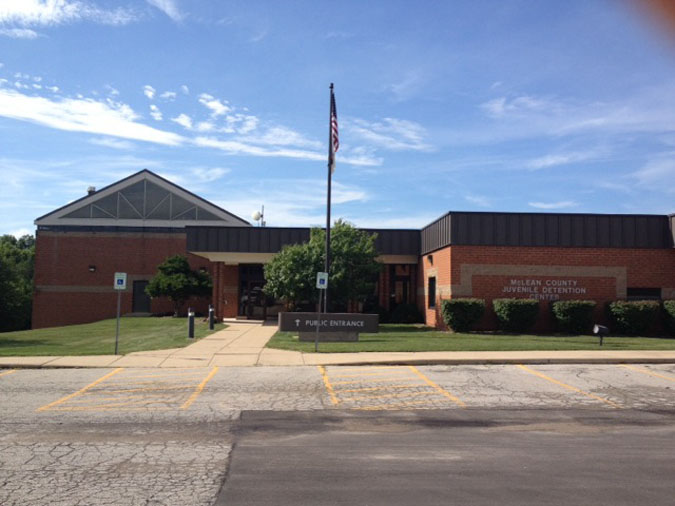 McLean County Juvenile Detention Center located in Normal IL (Illinois) 1