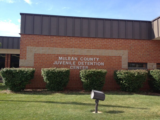 McLean County Juvenile Detention Center located in Normal IL (Illinois) 2
