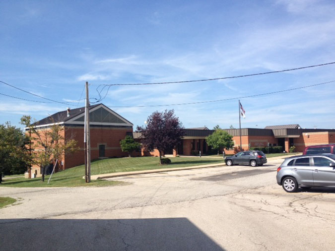 McLean County Juvenile Detention Center located in Normal IL (Illinois) 4