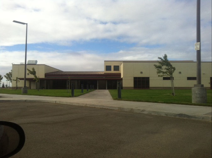 Merced County Juvenile Hall located in Merced CA (California) 1