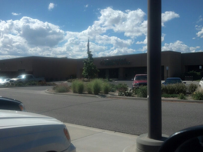 Mesa County Detention Facility located in Grand Junction CO (Colorado) 2