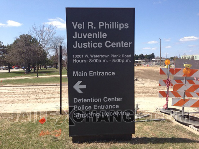 Milwaukee County Secure Juvenile Detention Center located in Milwaukee WI (Wisconsin) 2