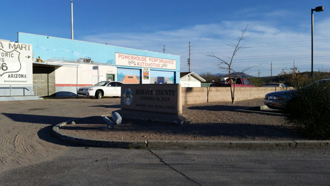 Mohave County Juvenile Detention located in Kingman AZ (Arizona) 2