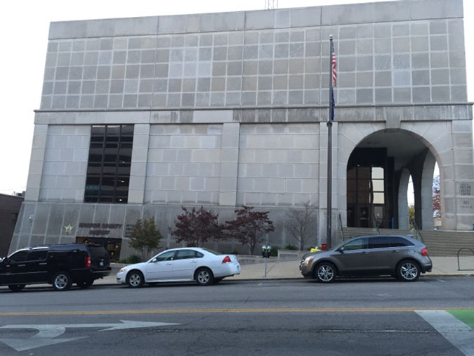 Monroe County Jail located in Rochester NY (New York) 10