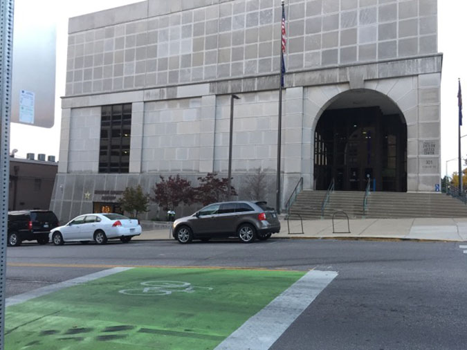 Monroe County Jail located in Rochester NY (New York) 8