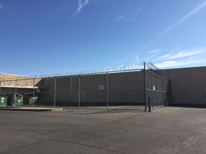 Monroe Detention Center located in Woodland CA (California) 3